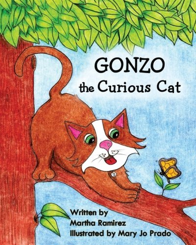 9781440468339: Gonzo the Curious Cat: New Edition