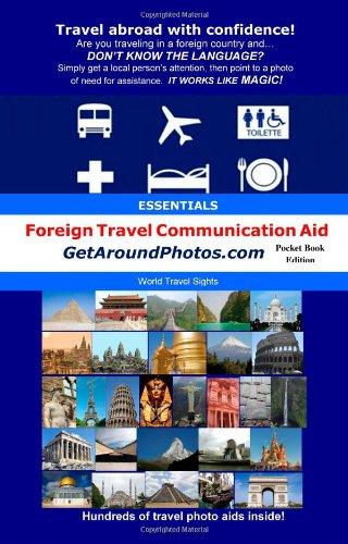 9781440469107: Get Around Photos: Foreign Travel Communication Aid