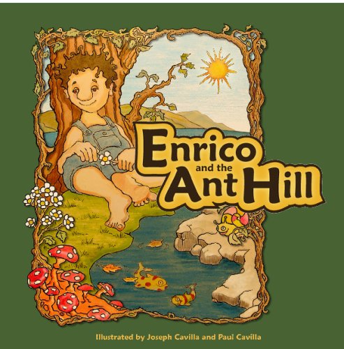 9781440471421: Enrico And The Ant Hill