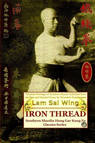 9781440475009: Iron Thread. Southern Shaolin Hung Gar Kung Fu Classics Series