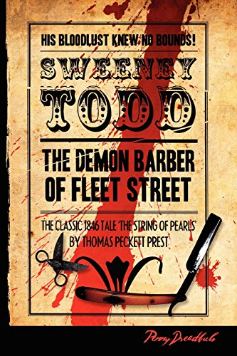 9781440476570: Sweeney Todd: The Demon Barner Of Fleet Street: The String Of Pearls