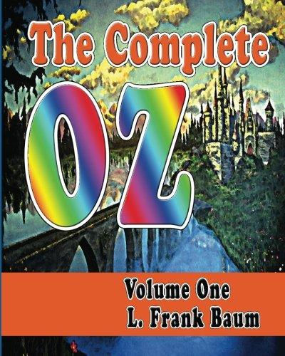 9781440477959: The Complete Oz, Vol. 1