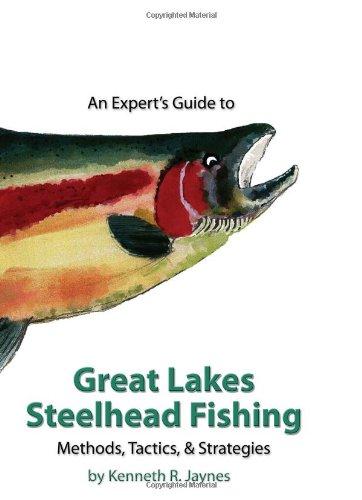 9781440486753: An Expert's Guide To Great Lakes Steelhead Fishing: Methods, Tactics, & Strategies