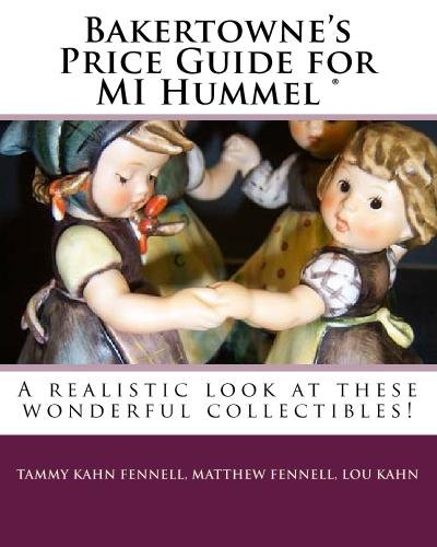 9781440490255: Bakertowne's Price Guide For Mi Hummel (R): A Realistic Look At These Wonderful Collectibles!