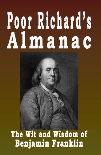 9781440491122: Poor Richard's Almanac: The Wit And Wisdom Of Benjamin Franklin