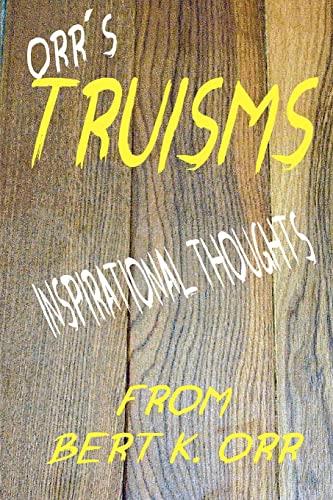 9781440491887: Orr's Truisms
