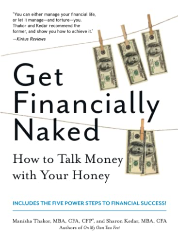Get Financially Naked: How To Talk Money With Your Honey (paperback)