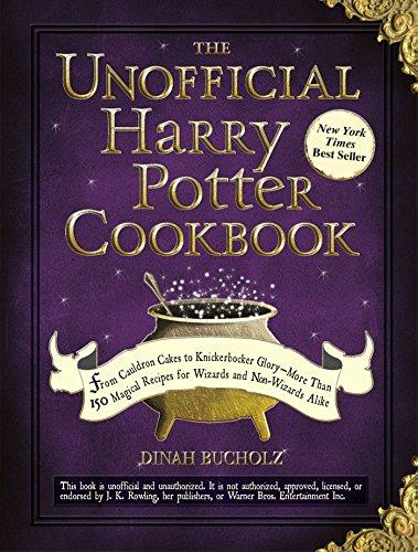 9781440503252: Bucholz, D: Unofficial Harry Potter Cookbook (Unofficial Cookbook)