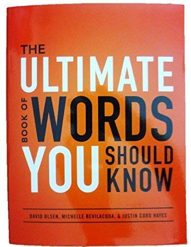 9781440504839: The Ultimate Book of Words You Should Know