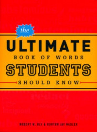 9781440510571: The Ultimate Book of Words Students Should Know