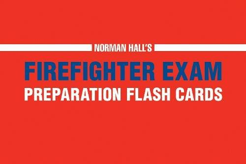 9781440525414: Norman Hall's Firefighter Exam Preparation Flash Cards
