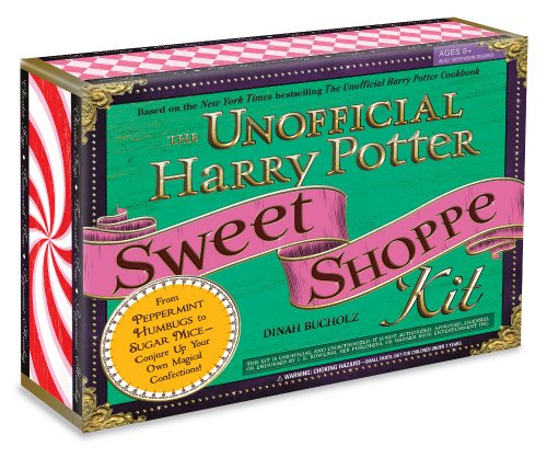 9781440527715: The Unofficial Harry Potter Sweet Shoppe Kit: From Peppermint Humbugs to Sugar Mice - Conjure Up Your Own Magical Confections