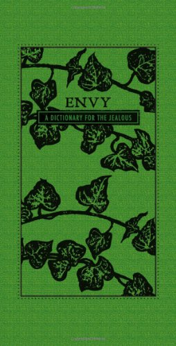 9781440528026: Envy: A Dictionary for the Jealous (Deadly Dictionaries)