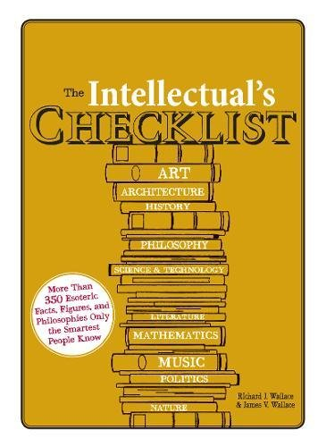 9781440530289: The Intellectual's Checklist