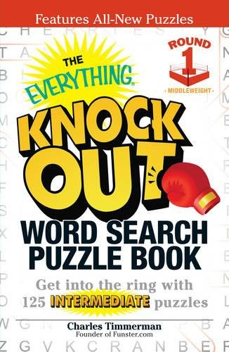 The Everything Knock Out Word Search Puzzle: Timmerman, Charles