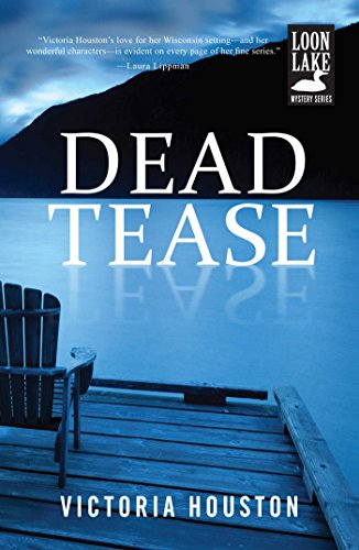 Dead Tease by Victoria Houston 2012 Hardcover