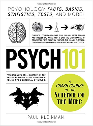 9781440543906: Psych 101: Psychology Facts, Basics, Statistics, Tests, and More! (Adams 101)
