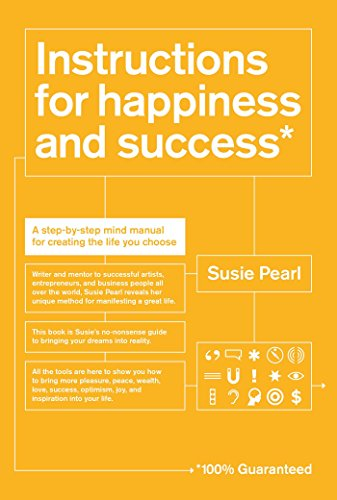 9781440556289: Instructions for Happiness and Success: A Step-by-Step Mind Manual for Creating the Life You Choose
