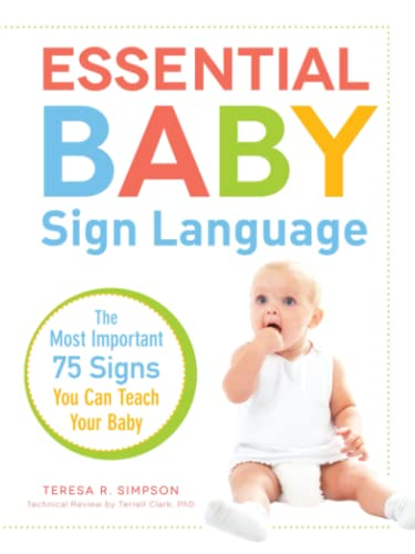 9781440560842 Essential Baby Sign Language The Most Important 75
