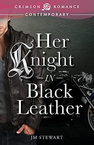9781440564277: Her Knight In Black Leather (Crimson Romance)