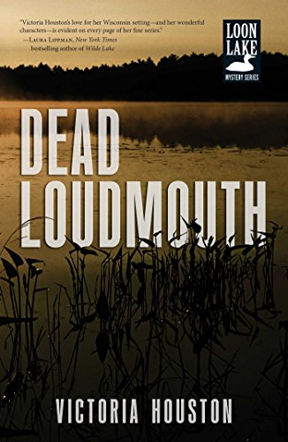 Dead Loudmouth (Loon Lake Mystery)