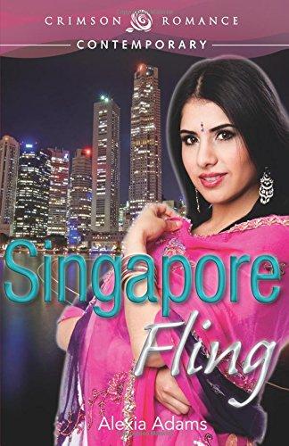 9781440568732: Singapore Fling (Crimson Romance)