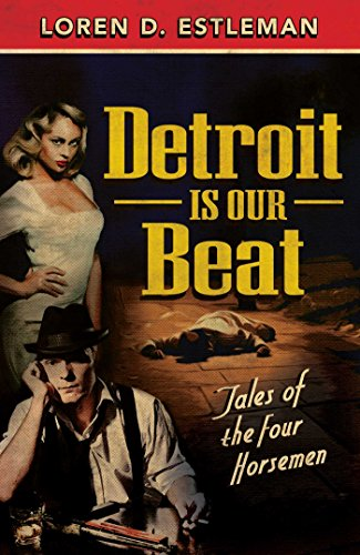 9781440588440: Detroit Is Our Beat: Tales of the Four Horsemen
