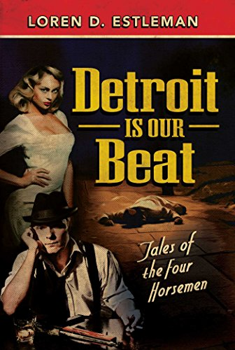 9781440588457: Detroit Is Our Beat: Tales of the Four Horsemen