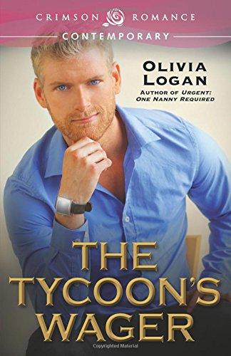 9781440590405: Tycoon's Wager (Crimson Romance)