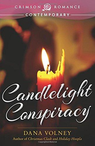 9781440591747: Candlelight Conspiracy (Crimson Romance)