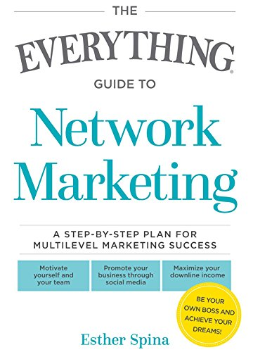 9781440592348: The Everything Guide To Network Marketing: A Step-by-Step Plan for Multilevel Marketing Success