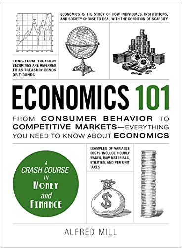 Economics 101: From Consumer Behavior To Competitive Markets Everything You Need To Know About Economics