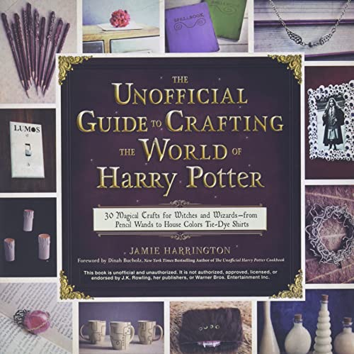 9781440595042: Unofficial Guide To Crafting The World Of Harry Potter