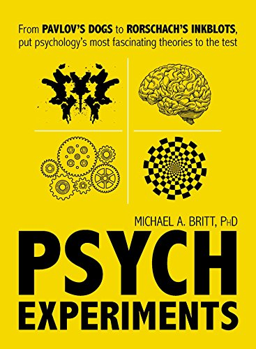 9781440597077: Psych Experiments: From Pavlov's dogs to Rorschach's inkblots, put psychology's most fascinating studies to the test