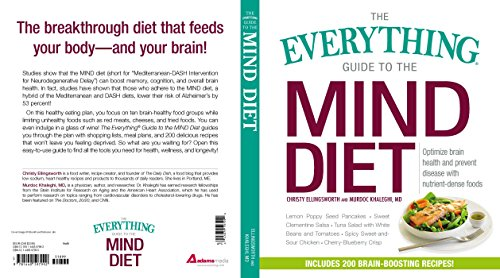 Everything Guide To The Mind Diet (Paperback)