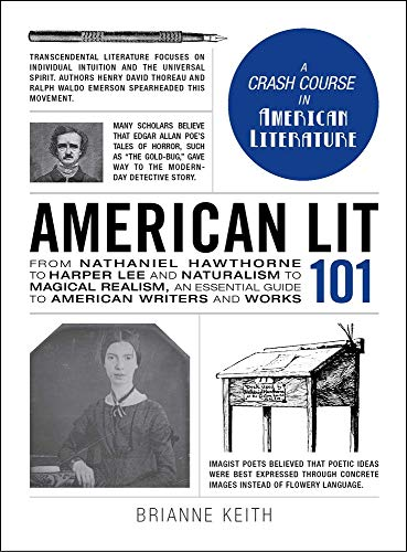 American Lit 101: From Nathaniel Hawthorne to: Keith, Brianne