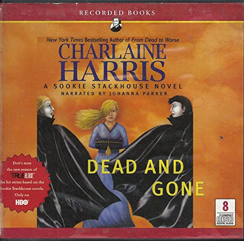 Dead And Gone A Sookie Stackhouse Southern Charlaine Harris