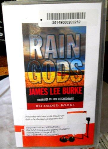 9781440727078: Rain Gods: A Novel [Unabridged] Playaway Audio by James Lee Burke (Author), Tom Stechschulte (Narrator)