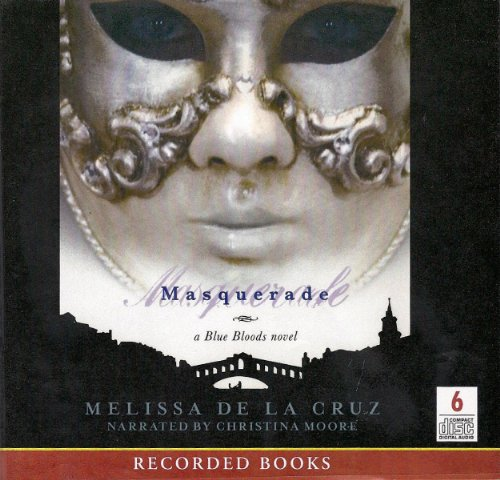 Masquerade: A Blue Bloods Novel, 6 CDs [Complete & Unabridged Audio Work]: Brand: Recorded ...