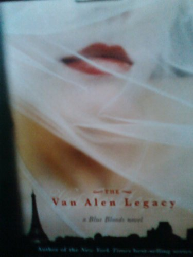 9781440737121: The Van Alen Legacy (A Blue Bloods Novel)