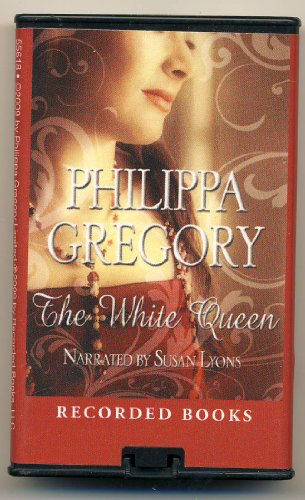 9781440741944: The White Queen by Philippa Gregory Unabridged Playaway Audiobook