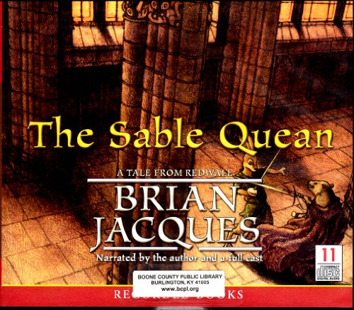 9781440742484: The Sable Quean: a Tale from Redwall, 11 CDs [Complete & Unabridged Audio Work]