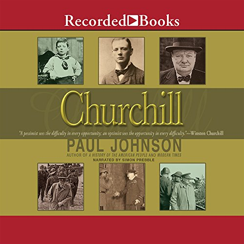Churchill: Johnson, Paul