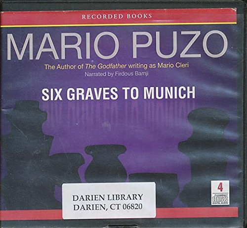 9781440778247: Six Graves To Munich (Unabridged Audio CDs)