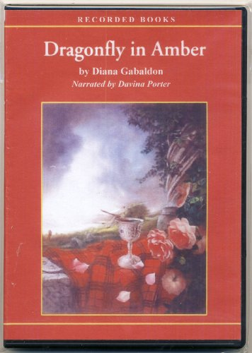 9781440788529: Dragonfly in Amber by Diana Gabaldon Unabridged MP3 CD Audiobook