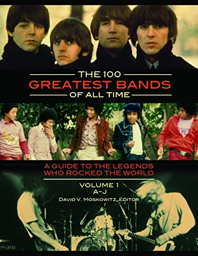 9781440803390: The 100 Greatest Bands of All Time [2 volumes]: A Guide to the Legends Who Rocked the World