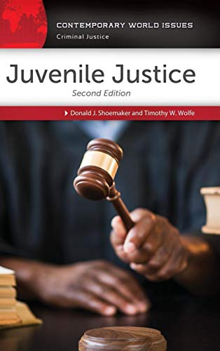 9781440840746: Juvenile Justice: A Reference Handbook, 2nd Edition (Contemporary World Issues)
