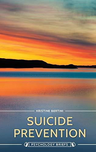 9781440841910: Suicide Prevention (Psychology Briefs)