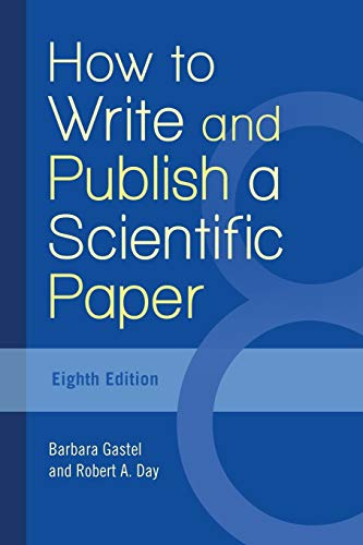 9781440842801: How to Write and Publish a Scientific Paper