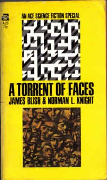 9781441010292: A Torrent of Faces